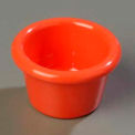 Smooth Ramekin 1.5 Oz. - Sunset Orange