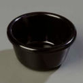 Smooth Ramekin 3 Oz. - Black