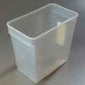 Carlisle ST162930 - Storplus™ Container 18 Qt., See Thru - Pkg Qty 6