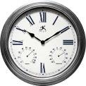 "Infinity / ITC Silo Wall Clock - 16"" Diameter"