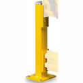 "Wildeck® 44""H Single Column Post For Double Rail, WC44"