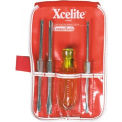 Reversible Blade Screwdriver Sets, COOPER HAND TOOLS XCELITE CK3