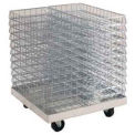 Basket Dolly, Roll-In, For Rtb281 & Rtb282 Rethermalization & Holding Cabinets