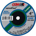 Fast Cut - Type 1 Depressed Center Wheels, Cgw Abrasives 59105 - Pkg Qty 50