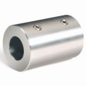 "Set Screw Coupling, 1/4"", Stainless Steel"