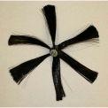 "JanSan Manufacturing RotoFlex-Sweeping™ Brush, Standard Duct Adjusts 4""-18"" - 30-30002"