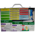 Custom Kits Company 75 Person First Aid Kit, Steel Case, 512 Pieces
