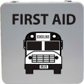 Custom Kits Company National Standard School Bus First Aid Kit, Steel Case, 144 Pieces