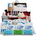 Custom Kits Company Trauma Bag Kit, Cordura Case, 324 Pieces