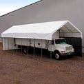Daddy Long Legs Canopy 12'W x 60'L White