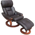 Vantin Deluxe Massage Recliner with 8-Motor & Heat