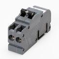 Zinsco® VPKUBIZ260 Replacement Circuit Breaker Type UBIZ QC60 2-Pole 60A Clamshell PKG