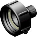 """S60x6 Female Buttress x 3/4"""" Male Garden Hose Pipe Thread Adapter"""