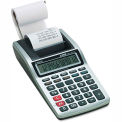 Casio® HR-8TM Handheld Portable Printing Calculator, Black Print