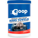 Goop® Hand Cleaner Towels, 90 Wipes/Can, 6 Cans - 930