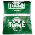Torke Classic World Wide Fine Grind Coffee, Decaffeinated, 1.5 oz. 42/Carton