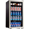 Danby Beverage Center 3.3 Cu. Ft. DBC120BLS