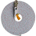 DBI-SALA® 1202794 Rope Lifeline, 50'L, 310 Cap Lbs