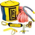 DBI-SALA® 2104810 Saflok® Steel Structure Fall Arrest System, Mobile, 310 Cap Lbs