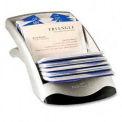 Durable® VISIFIX® Desk Business Card File