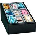 Dispense-Rite® Countertop 9 Section Condiment Organizer