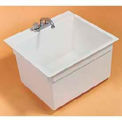 Fiat Drop-In Tub Utility Sink 24 x 22