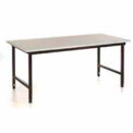 "Standard Workbench 72"" X 36"" With 1800lbs load capacity"