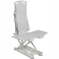 Drive Medical Bellavita Auto Bath Tub Chair Seat Lift 477200252, 300 lbs. Capacity, White