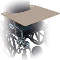 "Portable Wheelchair Tray, 24"" x 20"" x 1/2"""