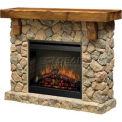 Dimplex® Fieldstone Electric Fireplace