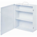 First Aid Cabinet 3-Shelf - 15x5-9/16x16-5/32