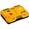 DeWALT® Combination Dual Port Fast Charger, DCB103, 1 Hr or Less Charge Time