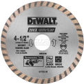 DeWALT® High Performance™  Diamond Masonry Blade, DW4725, 4-1/2