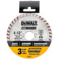 DeWALT® High Performance™  Diamond Masonry Blade, DW4725B3, 4-1/2