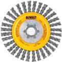 DeWalt HP Stringer Wire Wheel, DW49202, 6-1/2
