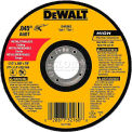 "DeWalt Metal & Stainless Cutting Wheel, DW8062, 4-1/2"" Diameter, .045"" Thick, 13300 RPM, 25/PK - Pkg Qty 25"