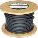 Direct Wire 1/0 Black Flex-A-Prene Welding Cable
