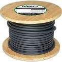 Direct Wire 1/0 Black Flex-A-Prene Welding Cable, 250'