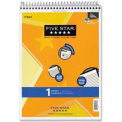 "Mead® Five Star 1-Subject Wirebound Notebook, 8-1/2"" x 11"", College Ruled, 100 Sheets/Pad"