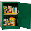 Eagle Pesticide Safety Cabinet with Manual Close - 12 Gallon