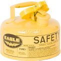 Eagle Type I Safety Can - 1 Gallon - Yellow