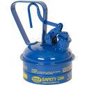 Eagle Type I Safety Can - 1 Quart - Blue, UI-2-SB