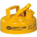 Eagle Type I Safety Can - 2 Quarts - Yellow, UI-4-SY