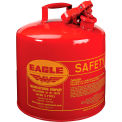 Eagle Type I Safety Can - 5 Gallons - Red