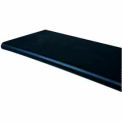 "15""D X 48""L Duron Shelf - Open - Black - Pkg Qty 4"