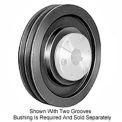Browning Cast Iron, 3 Groove, QD 358 Sheave, 33V500SDS