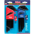 "Eklind 10222 .05-3/8"" & 1.5-10MM 22Pc. Metric & SAE Hex Key Set"