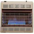 Empire Heating Systems Vent-Free Blue Flame Heater BF30LP LP 30000 BTU - Thermostatic Control