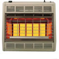 Empire Heating Systems Infrared Heater SR30LP Liquid Propane 30000 BTU - Manual Control 3 Settings