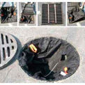 ENPAC® Storm Sentinel™ Trash & Debris Catch Basin Insert, Round